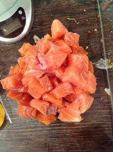 step 1 salmon