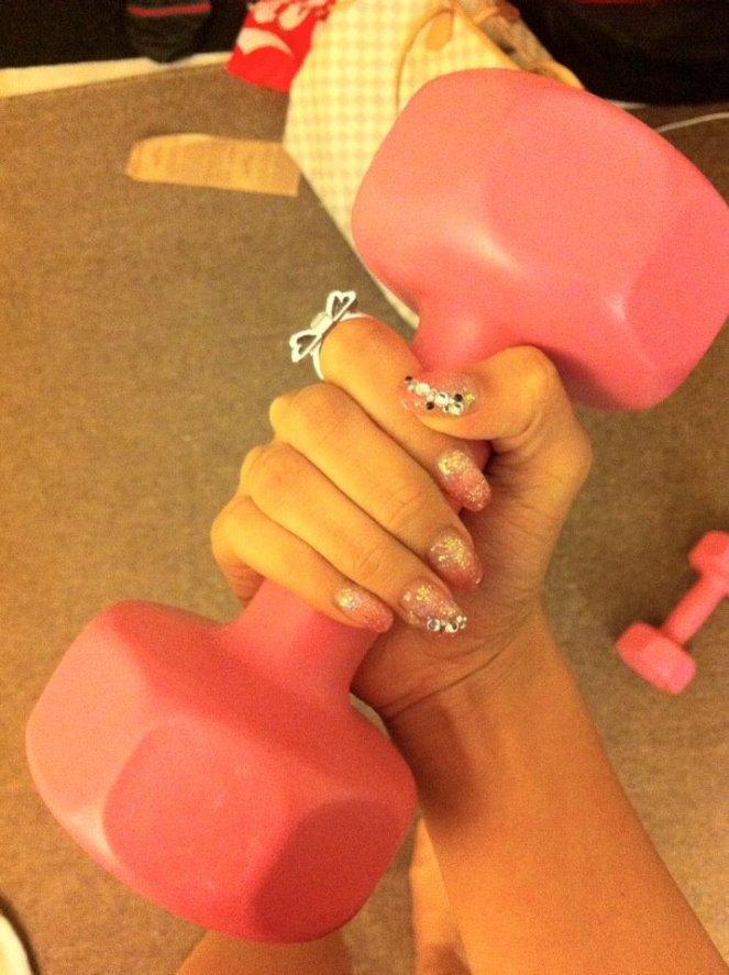 my naills