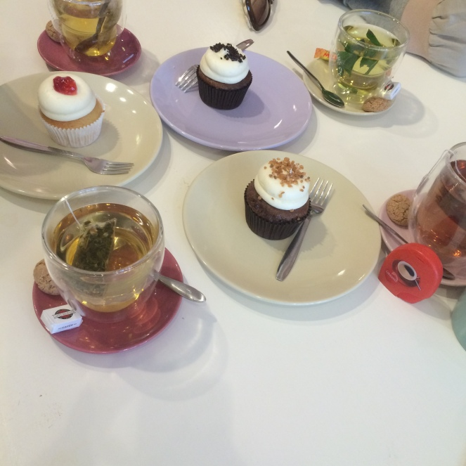 cupcakes upfront
